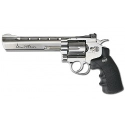 Dan Wesson 6'' Co2 Silver,...