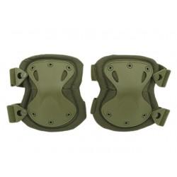 SWAT X-CAP KNEE PADS - OLIVE