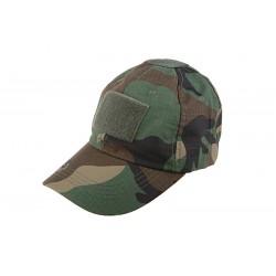 Velcro Patch Baseball Hat...