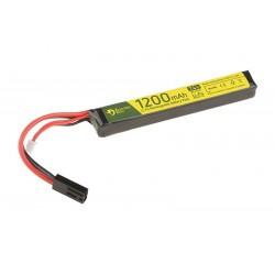 LiPo 7.4V 1200 mAh 25/50C...