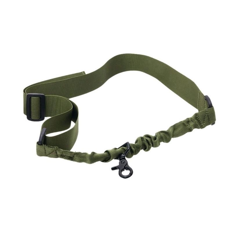Elastic Bungee Snap Hook CQB Rifle Sling OD