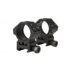 30mm Low Scope/Flashlight...
