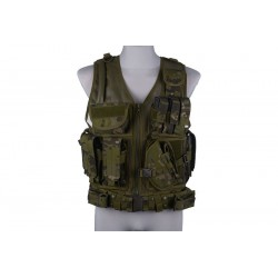 KAM-39 Tactical Vest - MC...