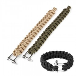 Paracord Iron Buckle K2020...