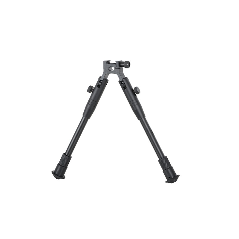 Tactical 8-10 inch Picatinny Rail type Bipod