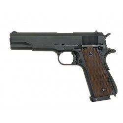M1911A1, CO2 Full Metal, Colt 1911 GBB Pistol