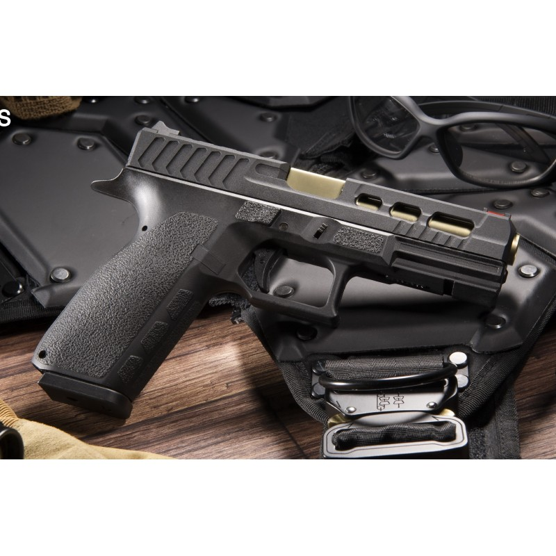 KJW KP-13-C Glock Style pistol GBB replica