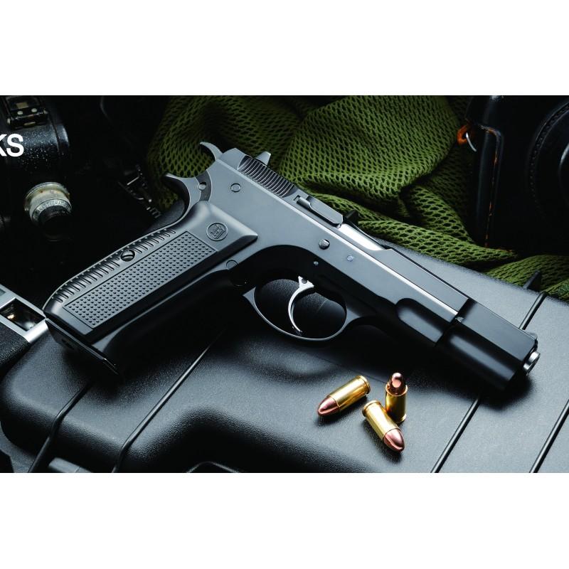 KJW KP-09 CZ75 ver. CO2 Airsoft Pistol