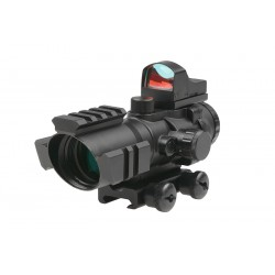 Rhino 4X32 Scope with Micro...
