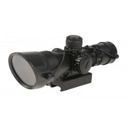 Optics 2.5-10x40 CQB rifle...