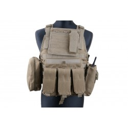 Plate Carrier Type Vest -...