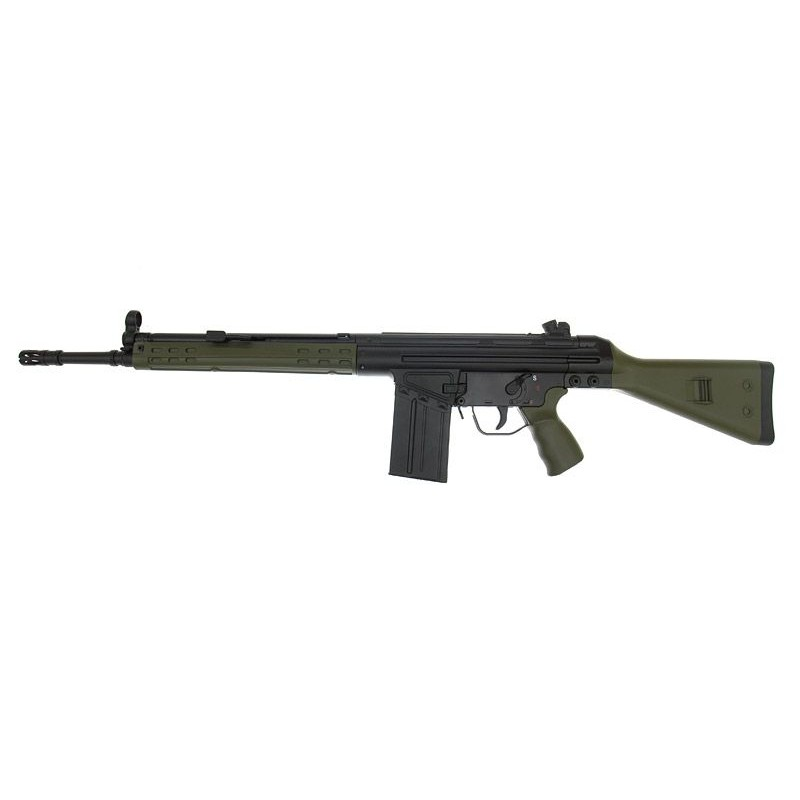 JG100 A3 rifle replica, Airsoft