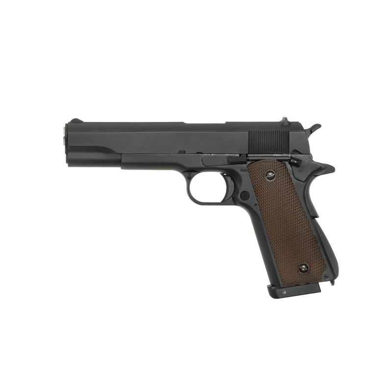 M1911A1, CO2 Full Metal, Colt 1911 GBB Pistol
