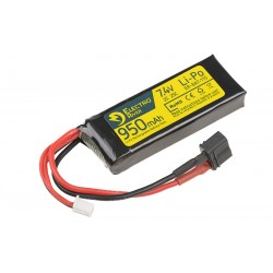LiPo 7,4V 950mAh 25/50C...