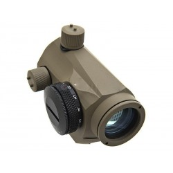 Aimpoint Micro T-1 1X24 Red & Green Dot Scope (Tan)