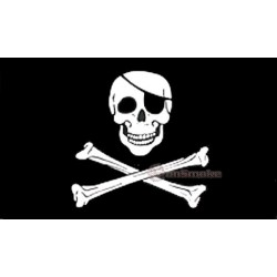 Pirate, flag