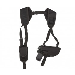 Shoulder holster, M9, G17/18, STI, CZ, STEYR, black