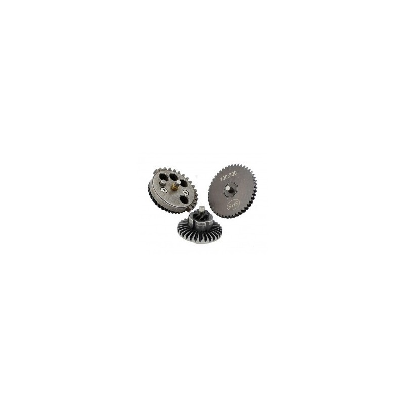 SHS Low Noise Gear Set for Gearbox V2/3 (100:300)