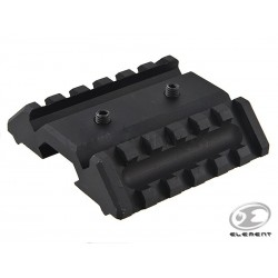 Element Dual Offset Rail Interface Mount Base