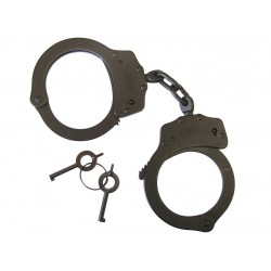 Mill-Tec Handcuffs Aluminium Black