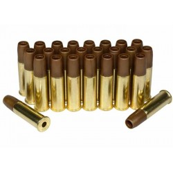 Cartridge 6mm for Dan Wesson, shells box of 25 pcs.