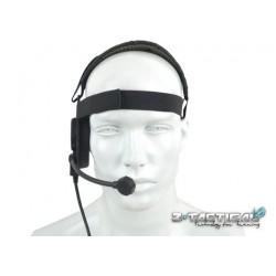 Z Tactical Bowman EVO III Doulbe Side Headset (Black)
