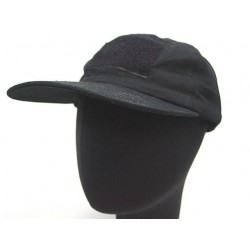 Velcro Patch Baseball Hat Cap Black (BK)