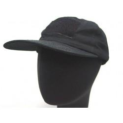Velcro Patch Baseball Hat Cap Black (BK)