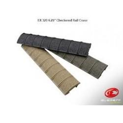 Element XT Rail Panel Covers 3pcs black