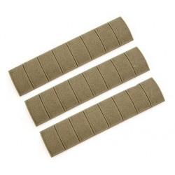 Element XT Rail Panel Covers 3pcs Tan