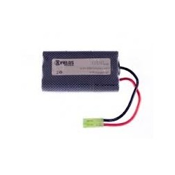 Battery NiMH 1600mAh 10,8V - mini cube type [8FIELDS]