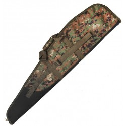 Predator Rifle bag, digital camoflage color