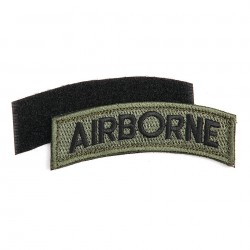 Patch airborne TAB with velcro
