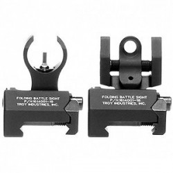 Troy Battle Sights Set Micro Tritium, Airsoft