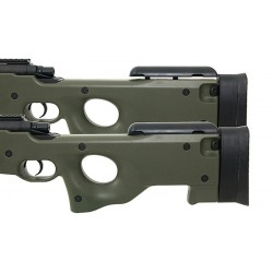 SNIPER RIFLE AGM002 - OLIVE STYLE