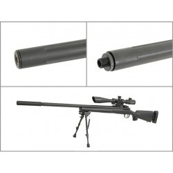 Silancer Adapter for Sniper Rifle - S24 -