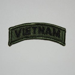 FOSTEX -Patch, Vietnam - OD, Green