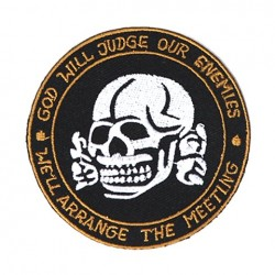 Patch God judge our enemies
