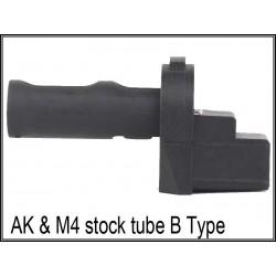 AK & M4 stock tube B type
