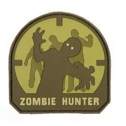 Patch PVC Zombie hunter ARID