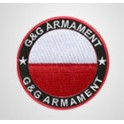 G&G National Flag Patch Poland