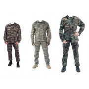 Uniforms, Clothing & BDU