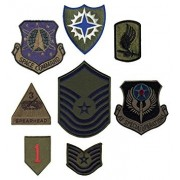 Patches, ID, Flags