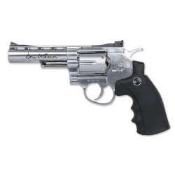 Dan Wesson 4'' Co2, Silver...