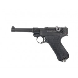 WE Luger P08 (black, 4...