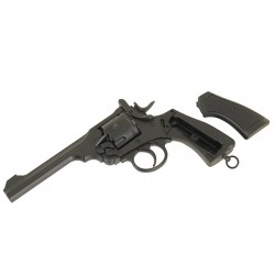 WEBLEY FULL METAL REVOLVER G293A (CO2 POWERED)