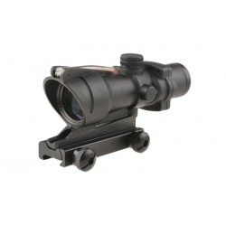 RedFiber 4×32C Scope - Black