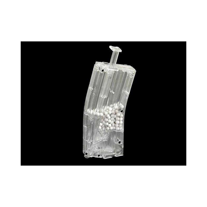 400rd XL Size BB Speed Loader Clear