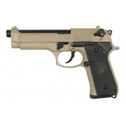 WE Beretta M92F Full Metal, GBB Pistol