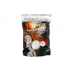 Rockets Platinum 0,20g BBs - 1kg (5000rds)